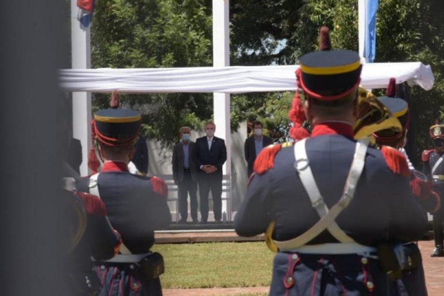 Guiño de Valdés al Presidente: La crisis económica no es de hoy