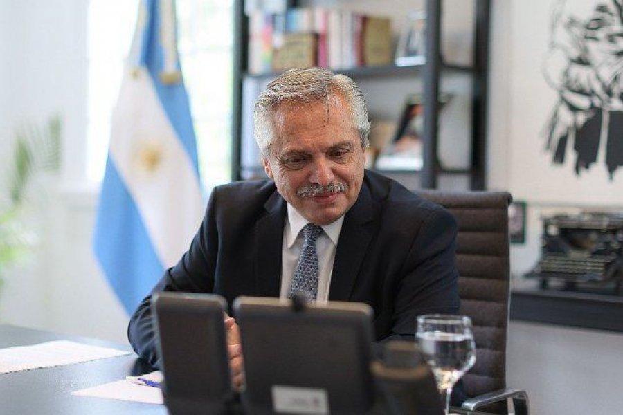 Biden invitó a Alberto Fernández a participar de la Cumbre del Clima