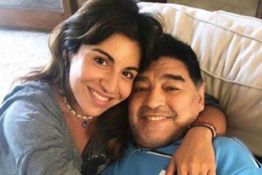 Declararon las hijas de Maradona y apuntaron contra sus médicos personales