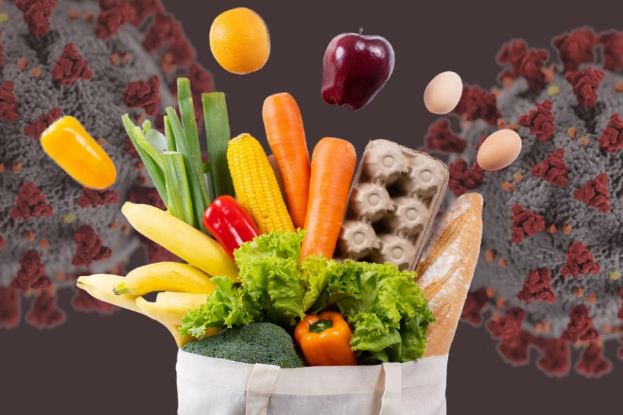 Vuelta al cole en pandemia: cómo seguir una alimentación saludable