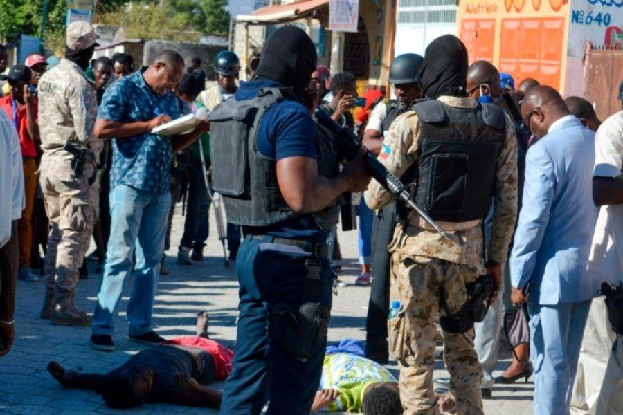 25 muertos en una fuga masiva de presos en Haití