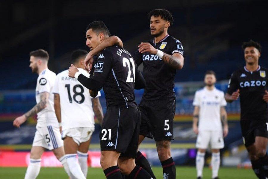 Premier League: El Leeds de Bielsa no pudo con Aston Villa