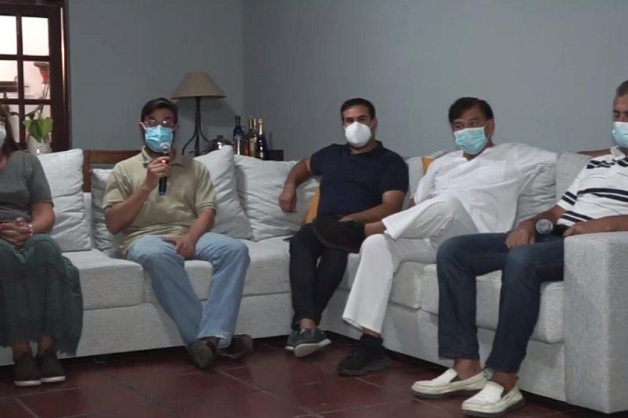 Médicos en alerta por el incremento de casos de COVID-19 en Curuzú
