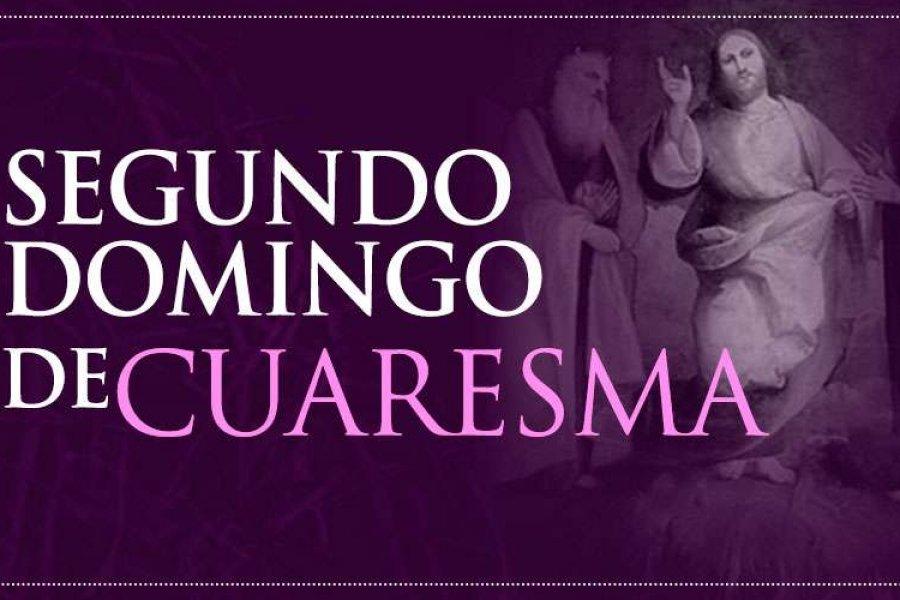 La Iglesia Católica celebra hoy el segundo Domingo de Cuaresma