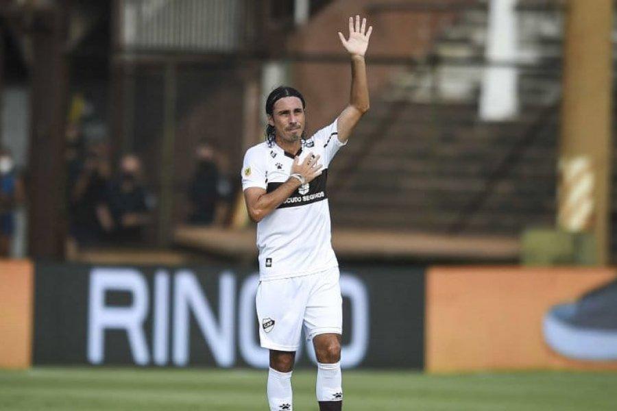 Trapito Vega se retiró del fútbol