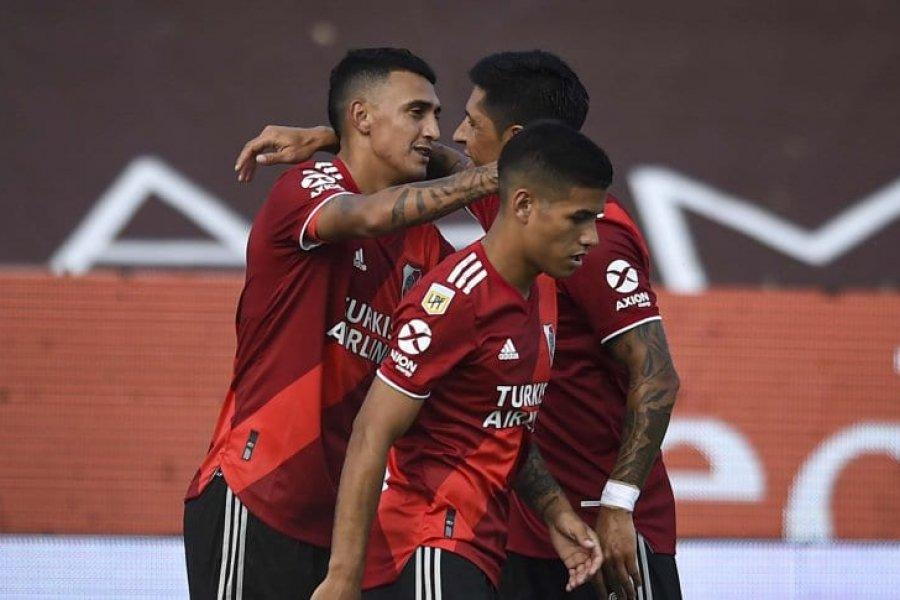 River venció a Platense por la Copa Liga Profesional