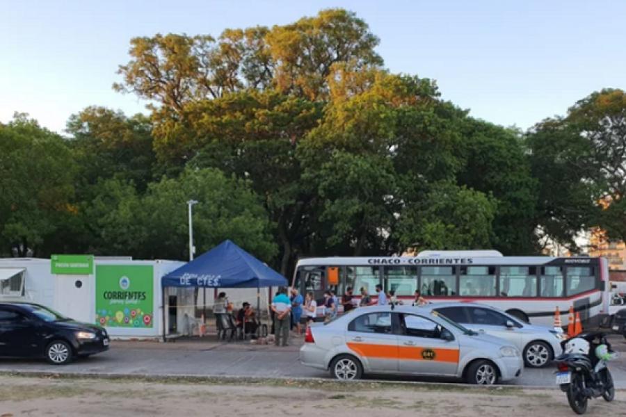 Riguroso control de permisos de ingreso para Corrientes
