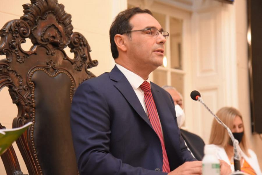 Inicio Legislativo: Admiten afectación de recursos para pagar salarios
