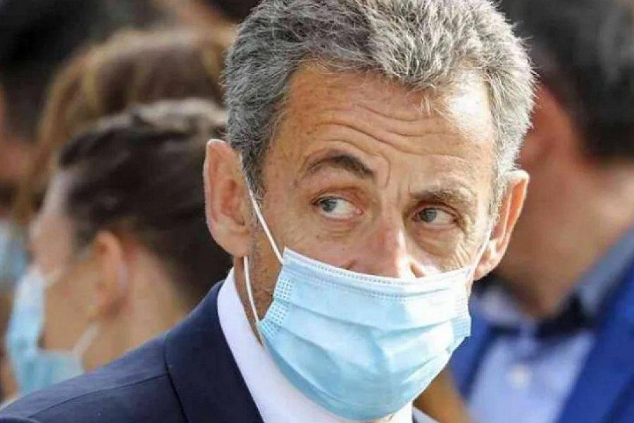 Francia: Condenaron a tres años de prisión por corrupción al ex presidente Nicolas Sarkozy