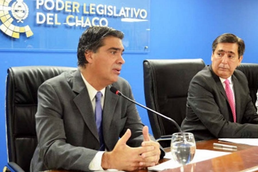 Capitanich pidió redoblar esfuerzos al abrir las sesiones ordinarias