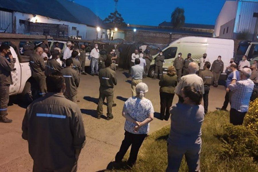 Operarios de la DPEC en alerta por sorpresivos traslados