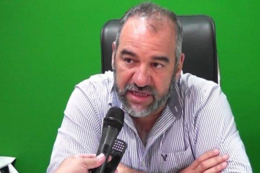El ministro Claudio Polich tiene coronavirus