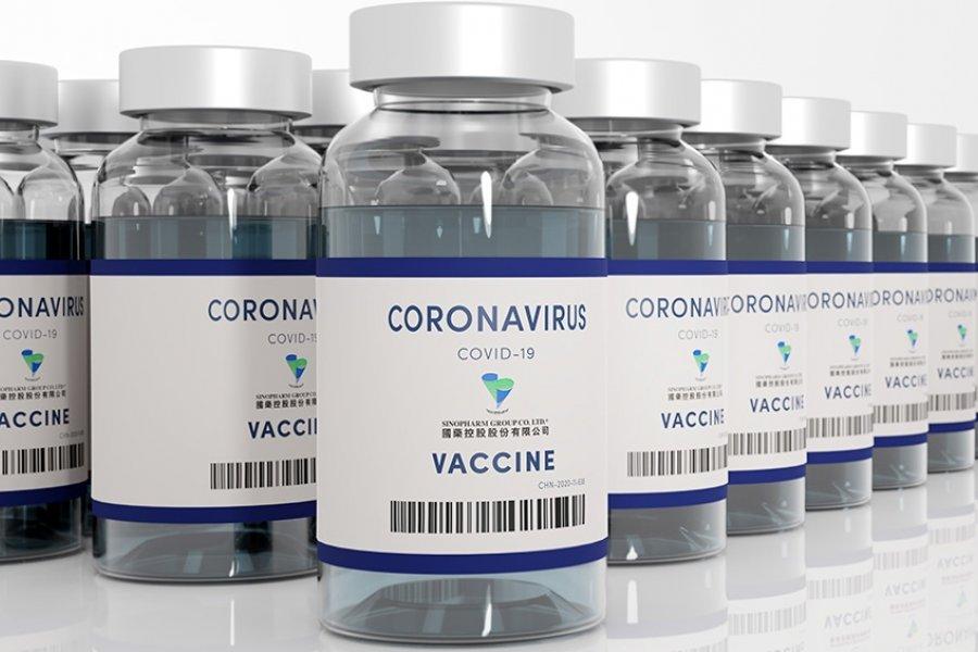 Llegaron 12.600 dosis de la vacuna Sinopharm a Corrientes
