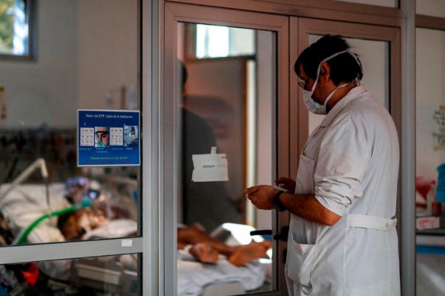 112 muertes y 4658 nuevos contagios de COVID-19 en Argentina