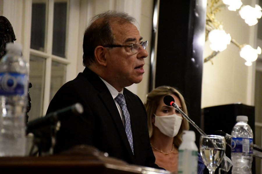 Tassano inauguró el período ordinario de sesiones del Concejo Deliberante
