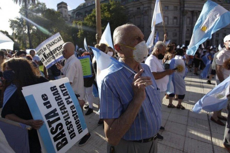 El vacío de la marcha opositora y la necesidad de no confundirse