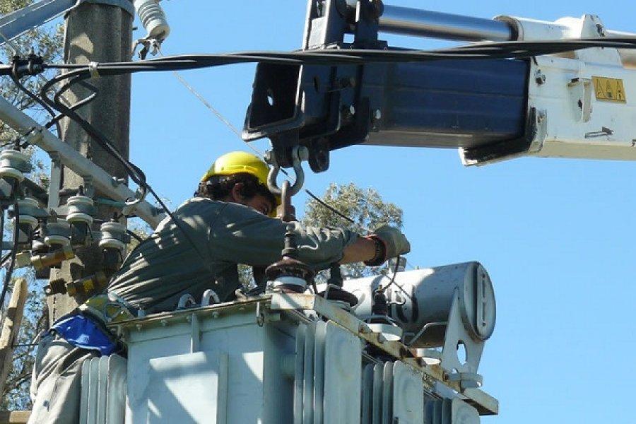 Este miércoles habrá cortes de energía en Capital