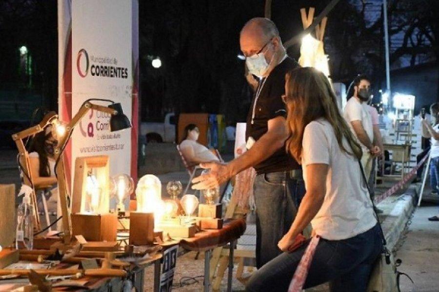 El domingo se realizará la Feria de emprendedores sustentables en el Parque Mitre