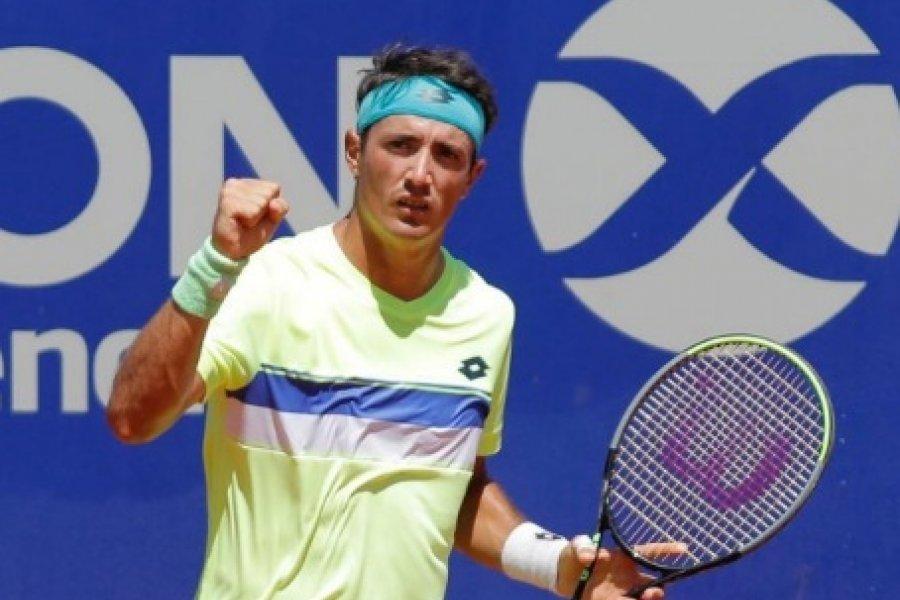 Agustín Velotti quedó cerca de ser de la partida en Buenos Aires