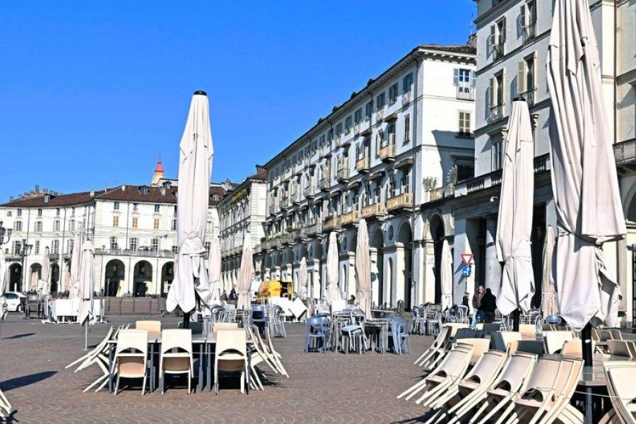 Italia: crece la curva de contagios por las nuevas cepas