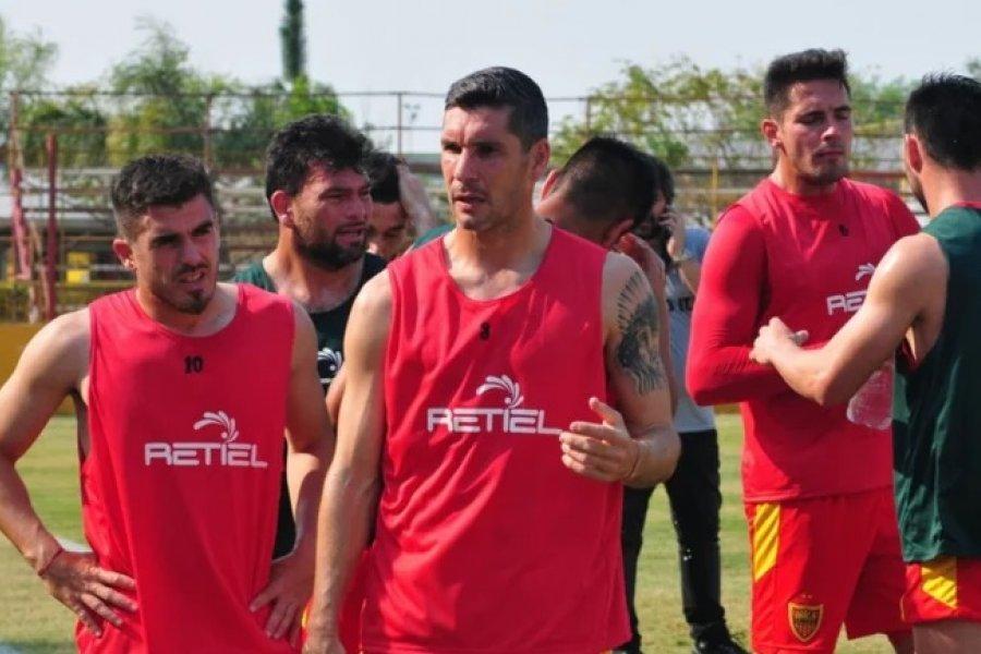 Boca Unidos anunció el retiro de Leonardo Baroni