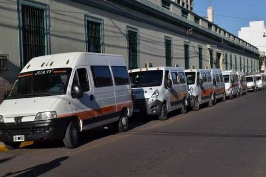 Colectivitos en Corrientes: Con mermas de clientes y en servicios