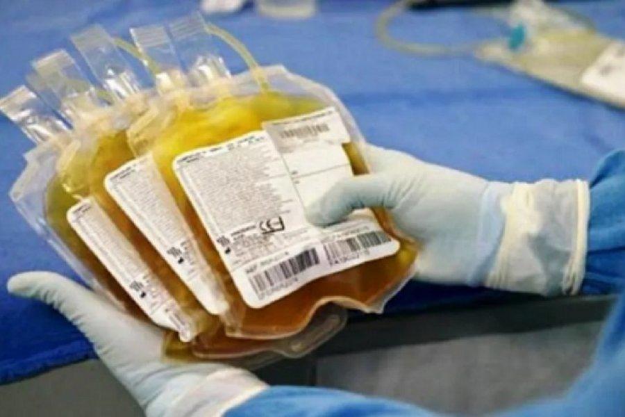 Estados Unidos suspende el tratamiento con plasma en pacientes con coronavirus