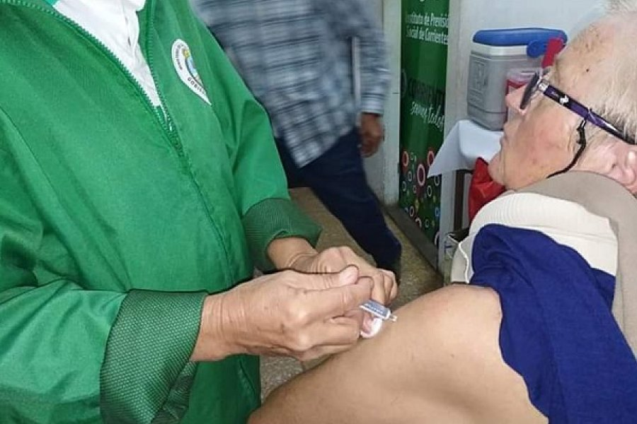 El IPS se suma al Plan de Vacunación contra el Covid-19