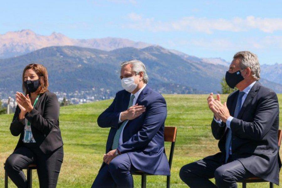 """Alberto Fernández afirmó que desea """"ser el presidente que una a los argentinos"""""""