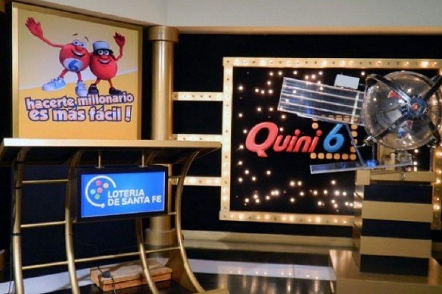 Un chaqueño ganó más de $101 millones en el Quini 6