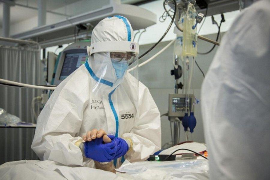 Corrientes: 2 personas murieron y 6 fueron dadas de alta en el Hospital de Campaña