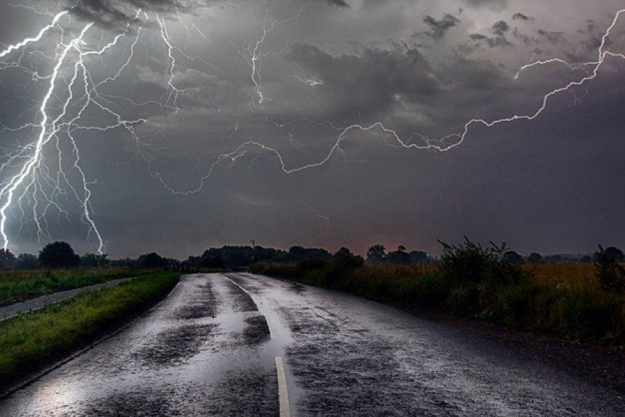 Alerta por tormentas fuertes en más de 20 localidades de Corrientes