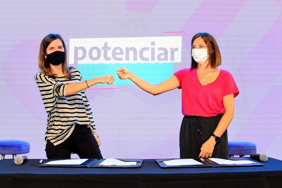 Anses impulsará un programa para jóvenes en situación de vulnerabilidad