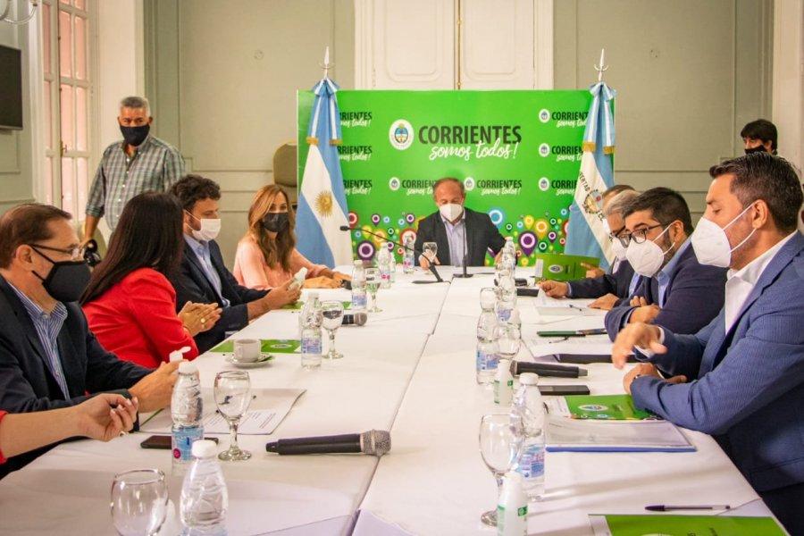 Presentaron en Corrientes un plan nacional para asistir a niños con problemas de crecimiento