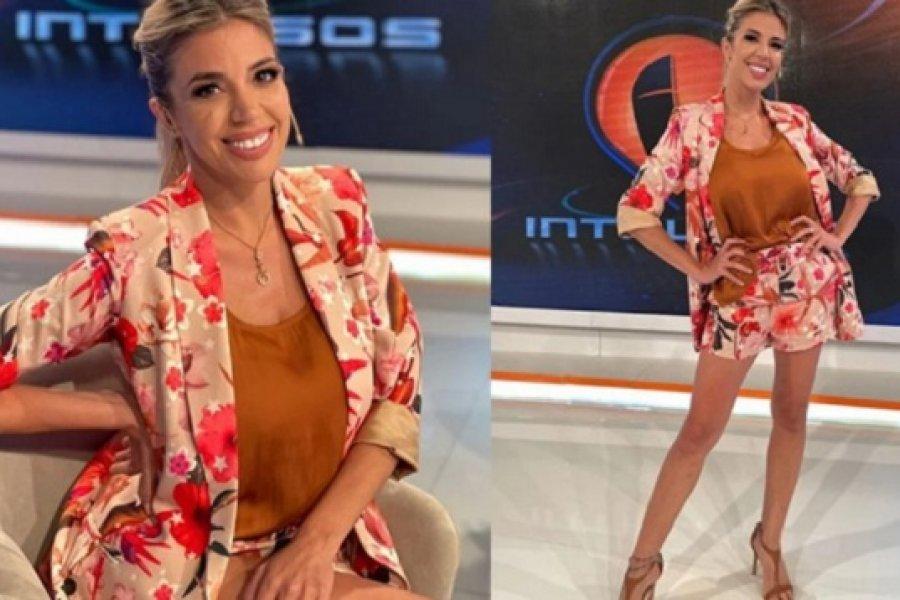 Virginia Gallardo le hizo frente a las críticas por su incorporación a Intrusos