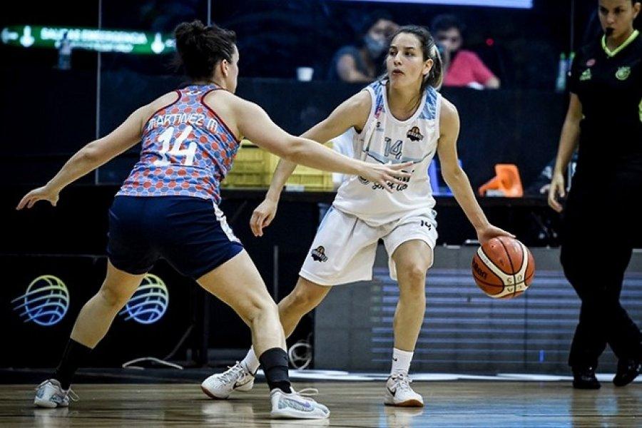 Sofía Macarena Cabrera, de Corrientes a la Selección Argentina