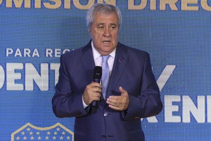 El Presidente de Boca tiene Coronavirus