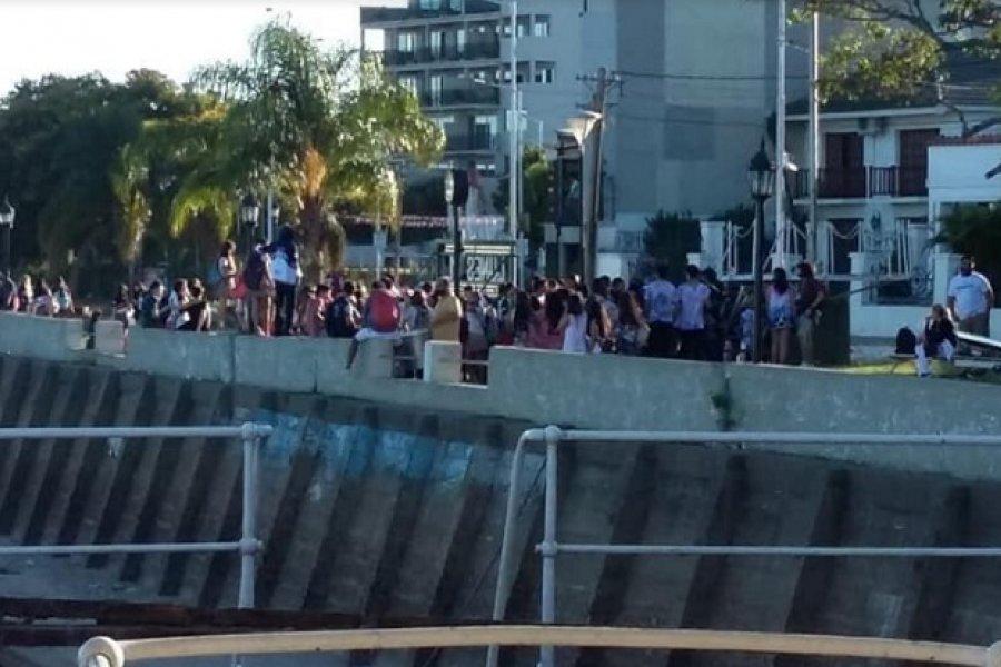 Goya: Adolescente no cumplió aislamiento y fue al UPD