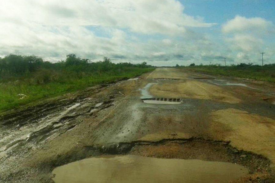 Con el apoyo de Nación, iniciará la repavimentación de la Ruta 126