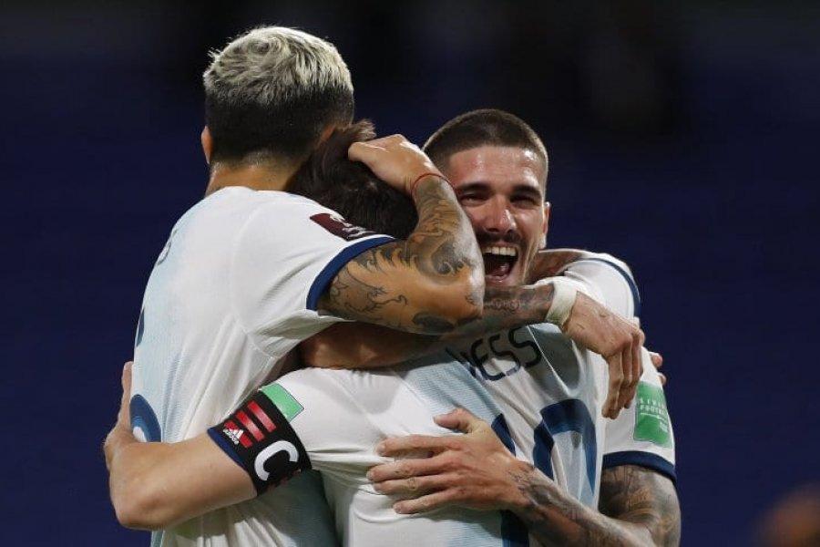 Argentina, dispuesta a jugar sin figuras del fútbol europeo