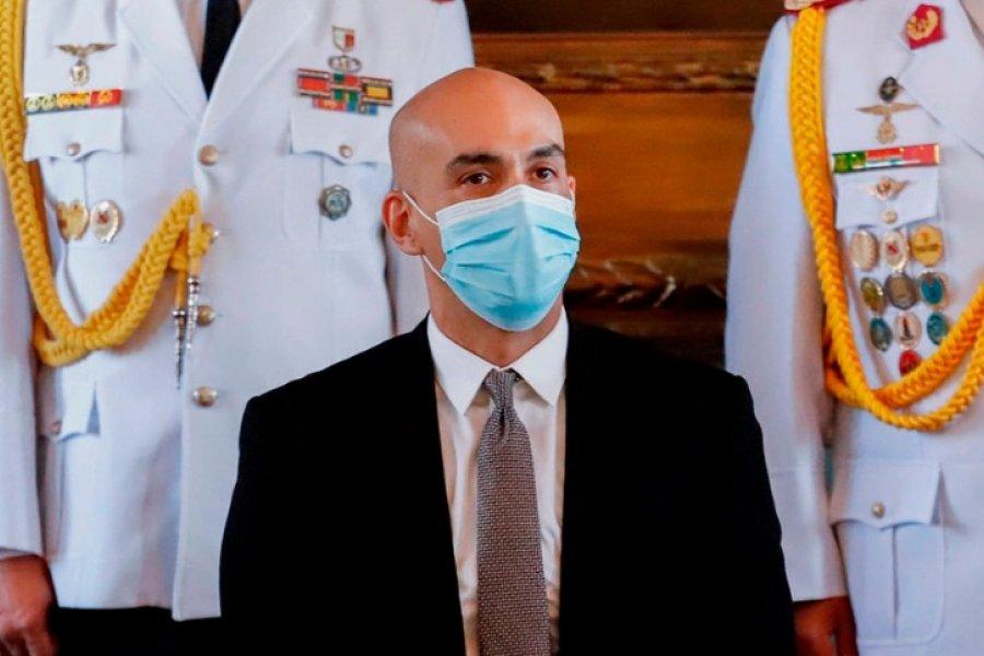 Renunció el ministro de Salud de Paraguay, criticado por el manejo de la pandemia