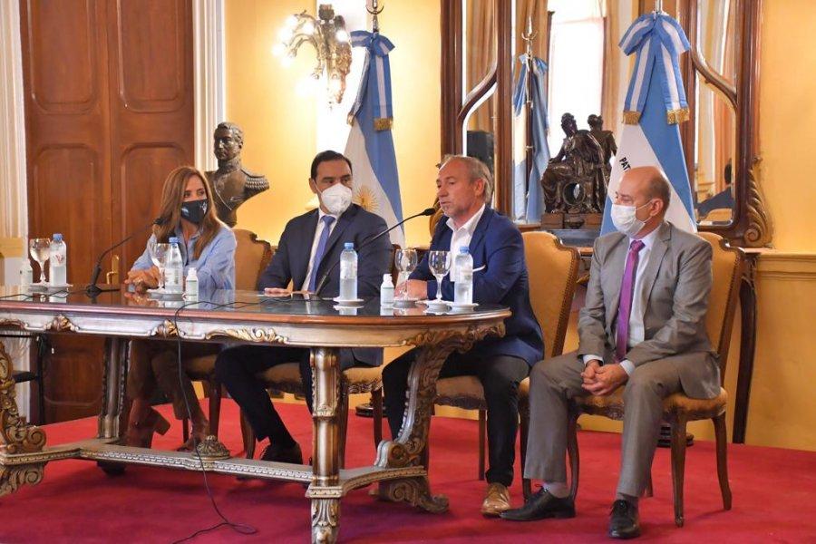 Corrientes firmó un convenio con Nación para sumarse al Plan AccionAR