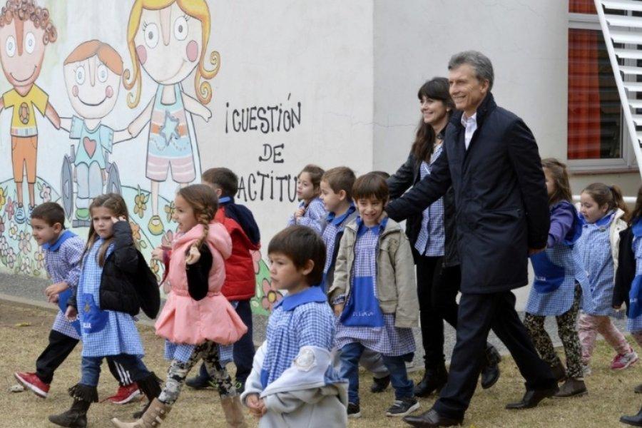 Investigan irregularidades en el plan de construcción de 3000 jardines que Macri prometió