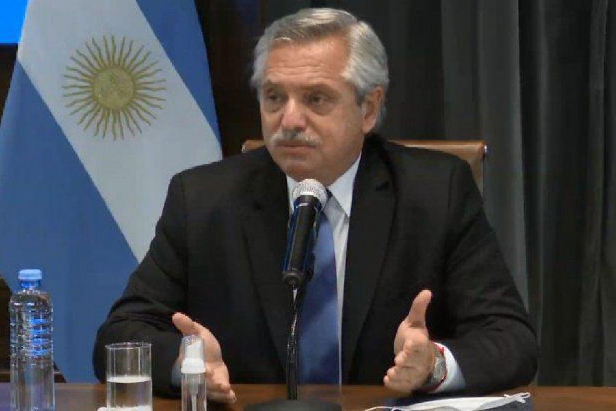 """Fernández se refirió a la situación de Formosa: """"Nos preocupa la violencia institucional"""""""