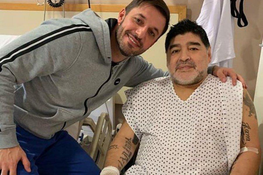 Maradona sufría de demencia alcohólica y Parkinson: así se burlaba su entorno