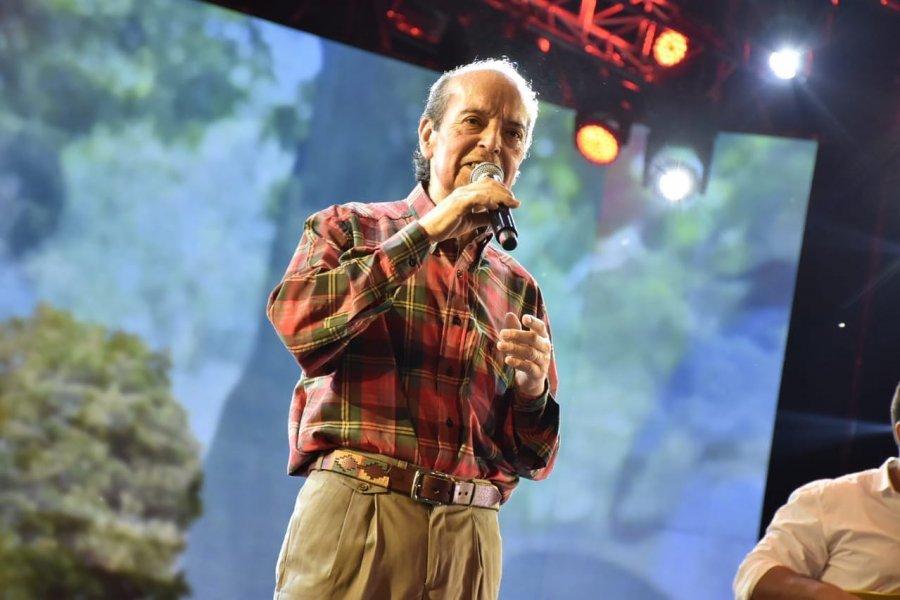 Murió el reconocido compositor Eladio Lacho Sena