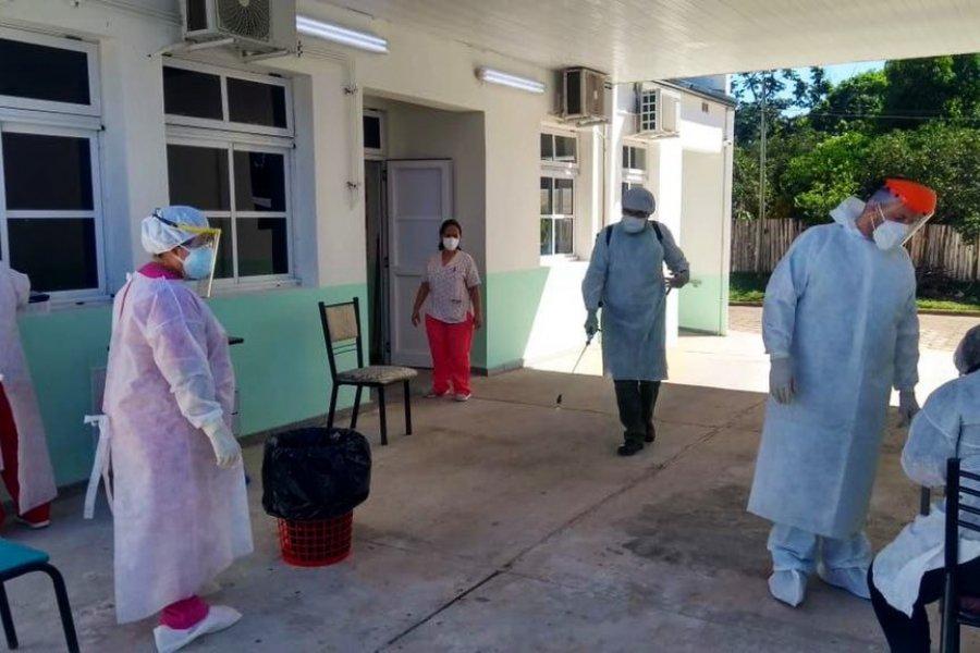 Brote en Caá Catí: Docentes piden la suspensión de clases
