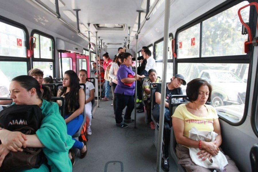 Chaco: El lunes 8 de marzo las mujeres podrán viajar gratis en colectivo