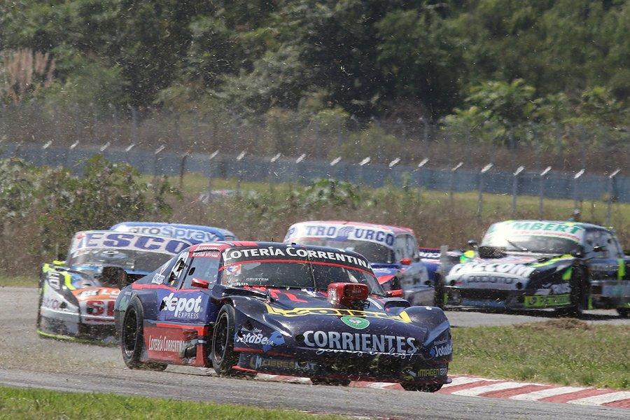 Krujoski se subió al podio en el autódromo de Buenos Aires
