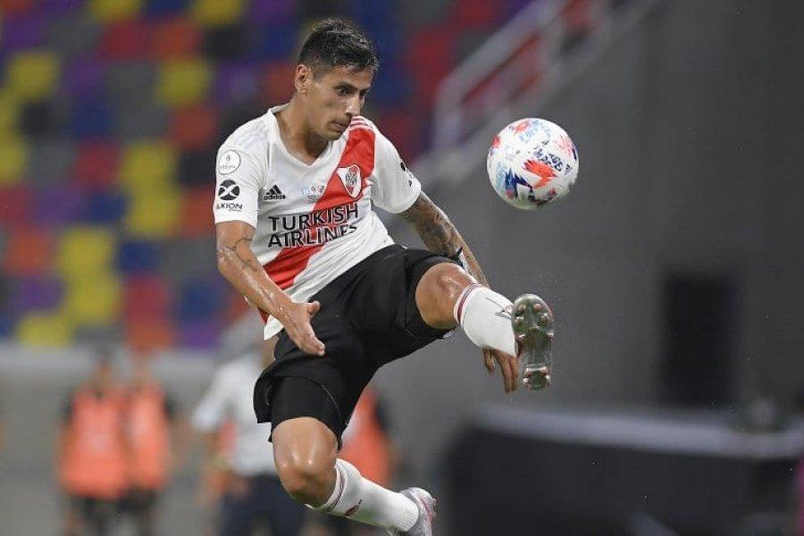 Angileri, desafectado en River para el duelo ante Argentinos